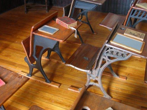 old-school-desks